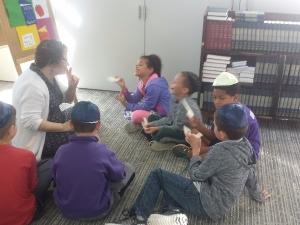 Rosh Hashanah Religious School Event 2016